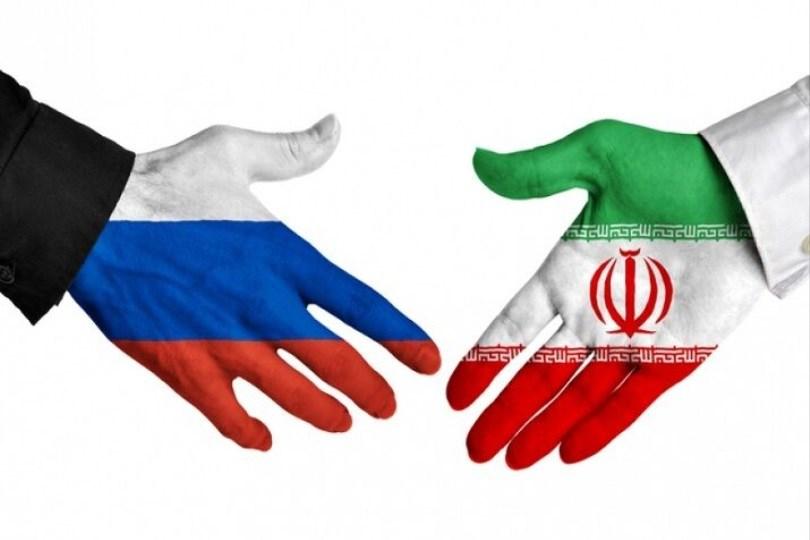 تجارت ایران و روسیه