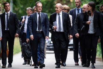 شرکتهای اروپایی بازنده اصلی تحریمهای آمریکا علیه ایران و روسیه